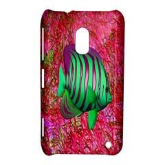 Fish Nokia Lumia 620 Hardshell Case