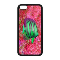 Fish Apple Iphone 5c Seamless Case (black)