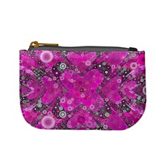 Dazzling Hot Pink Coin Change Purse