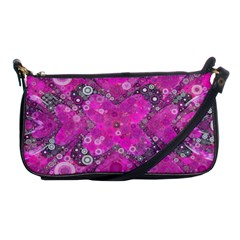 Dazzling Hot Pink Evening Bag