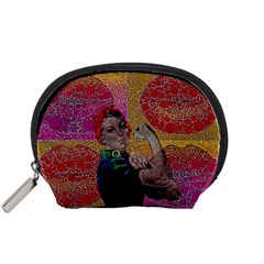 Rosie Pop Lips  Accessory Pouch (small)