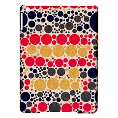 Retro Polka Dots  Apple iPad Air Hardshell Case