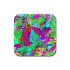 Birds In Flight Drink Coasters 4 Pack (square)