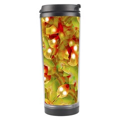 Christmas Print Motif Travel Tumbler