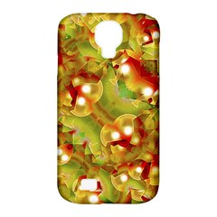Christmas Print Motif Samsung Galaxy S4 Classic Hardshell Case (pc+silicone)