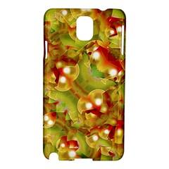 Christmas Print Motif Samsung Galaxy Note 3 N9005 Hardshell Case