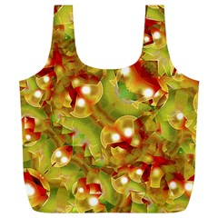 Christmas Print Motif Reusable Bag (XL)
