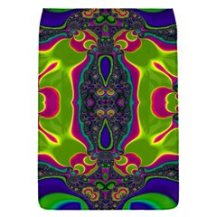 Hippie Fractal  Removable Flap Cover (small)