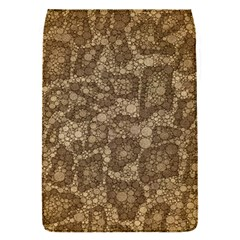 Snake Skin Abstract Removable Flap Cover (small)