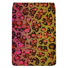 Cheetah Abstract  Removable Flap Cover (small)