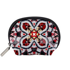 Fashion Girl Red Accessory Pouch (small)