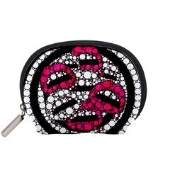 Bling Lips  Accessory Pouch (small)