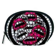 Bling Lips  Accessory Pouch (medium)