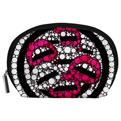 Bling Lips  Accessory Pouch (large)