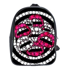 Bling Lips  School Bag (xl)