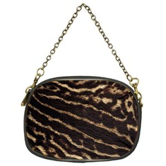 Leopard Texture  Chain Purse (one Side)