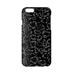 Black Cheetah Abstract Apple Iphone 6 Hardshell Case