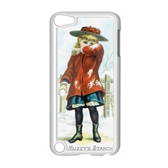 Use Muzzy s Starch Apple iPod Touch 5 Case (White)