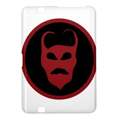Devil Symbol Logo Kindle Fire Hd 8 9  Hardshell Case