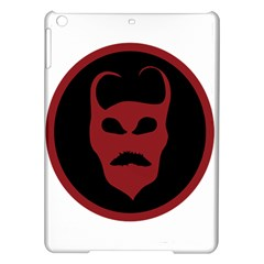 Devil Symbol Logo Apple iPad Air Hardshell Case