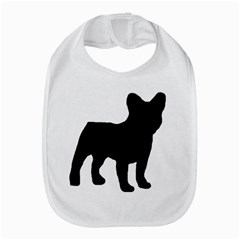 French Bulldog Silo Black Ls Bib