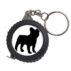 French Bulldog Silo Black Ls Measuring Tape