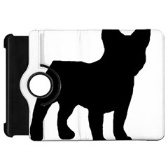 French Bulldog Silo Black Ls Kindle Fire HD Flip 360 Case