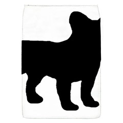 French Bulldog Silo Black Ls Removable Flap Cover (Small)