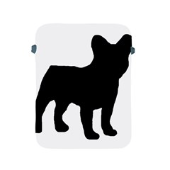 French Bulldog Silo Black Ls Apple iPad Protective Sleeve