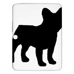 French Bulldog Silo Black Ls Samsung Galaxy Tab 3 (10.1 ) P5200 Hardshell Case