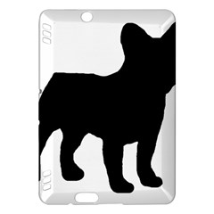 French Bulldog Silo Black Ls Kindle Fire HDX Hardshell Case
