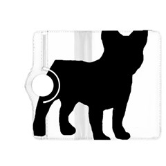 French Bulldog Silo Black Ls Kindle Fire HDX 8.9  Flip 360 Case