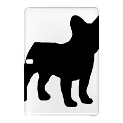 French Bulldog Silo Black Ls Samsung Galaxy Tab Pro 12.2 Hardshell Case