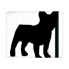 French Bulldog Silo Black Ls Samsung Galaxy Tab Pro 8.4  Flip Case