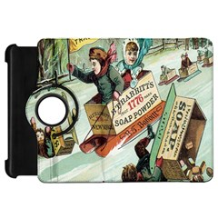 Clear The Track Kindle Fire HD Flip 360 Case