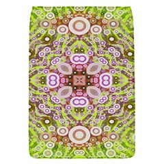 Crazy Abstract Pattern Removable Flap Cover (small)