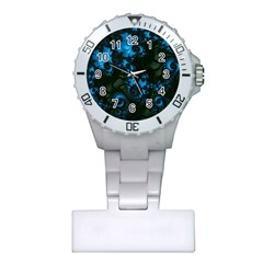 Pretty In Blue  Nurses Watch