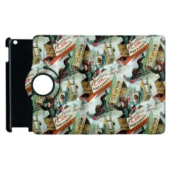 Clear The Track Apple iPad 2 Flip 360 Case