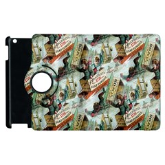 Clear The Track Apple iPad 3/4 Flip 360 Case