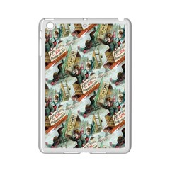Clear The Track Apple iPad Mini 2 Case (White)