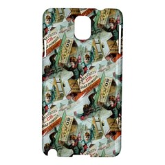 Clear The Track Samsung Galaxy Note 3 N9005 Hardshell Case
