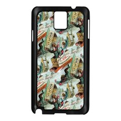 Clear The Track Samsung Galaxy Note 3 N9005 Case (Black)