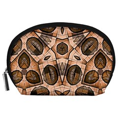 Chocolate Kisses Accessory Pouch (Large)