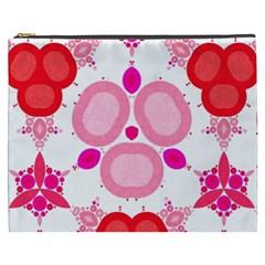 Strawberry Shortcakee Cosmetic Bag (xxxl)