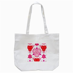 Strawberry Shortcakee Tote Bag (White)