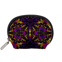 Color Bursts  Accessory Pouch (Small)