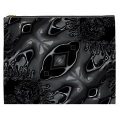 Melted Liquorish  Cosmetic Bag (xxxl)