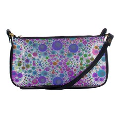 Pink Purple Abstract  Evening Bag
