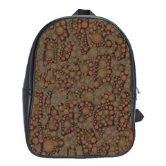 Perculated Snake  School Bag (xl)