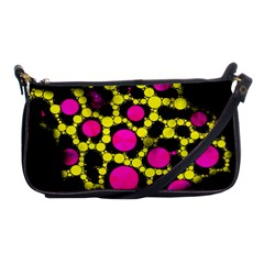 Ripped Grunge Cheetah Evening Bag